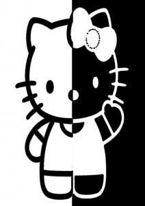 ausmalbilder beste hello kitty-2