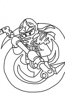 ausmalbilder beste ninjago -3