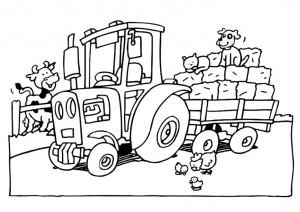 ausmalbilder beste traktor-1