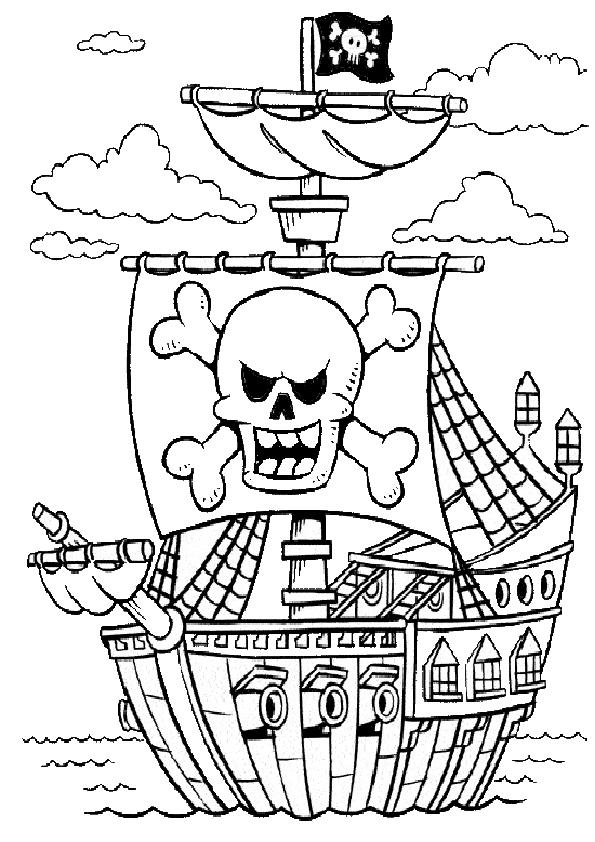ausmalbilder beste piraten-1