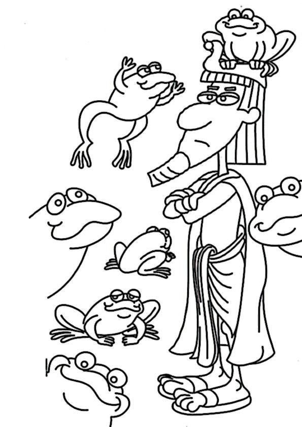 frosch ausmalbilder beste-4