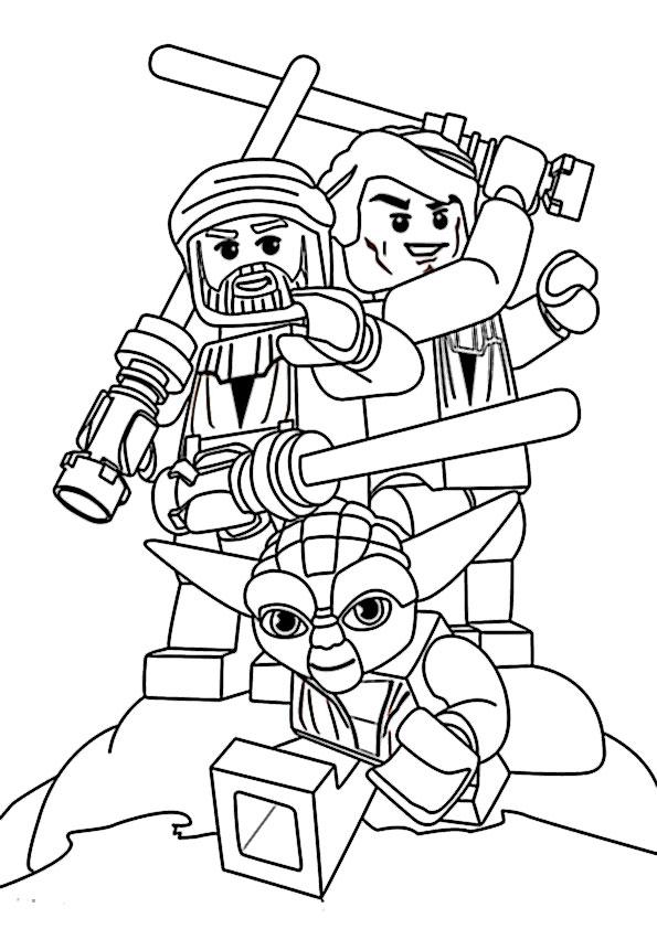 star wars lego ausmalbilder beste-4