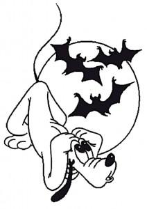 ausmalbilder halloween -9