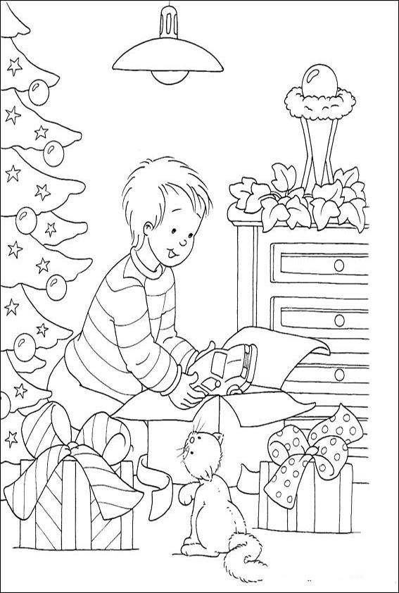 ausmalbilder beste weihnachten-3