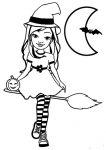 beste ausmalbilder halloween -16