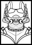 ausmalbilder beste ant-man-10