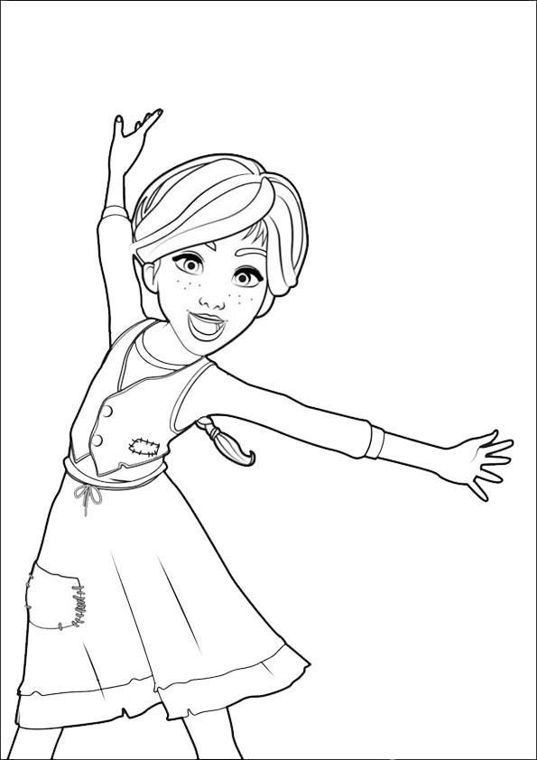 ausmalbilder beste ballerina-8