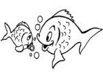 ausmalbilder beste fische -9