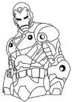 ausmalbilder beste ironman-1