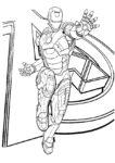 ausmalbilder beste ironman-2