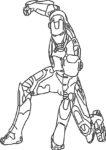 ausmalbilder beste ironman-6