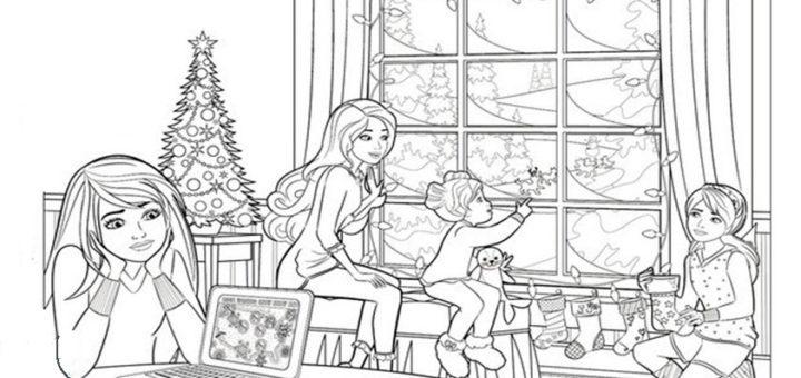 ausmalbilder beste weihnachten-10