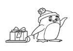 ausmalbilder beste weihnachten-11