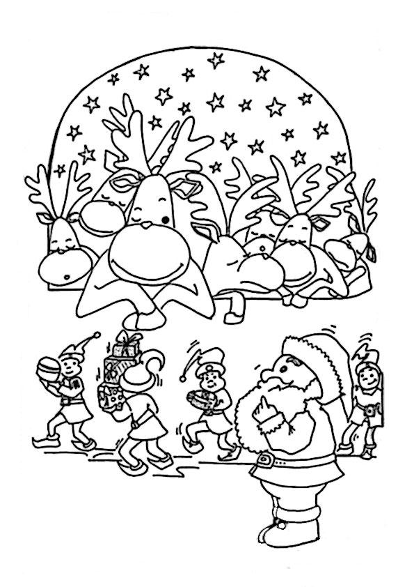 ausmalbilder beste weihnachten-22