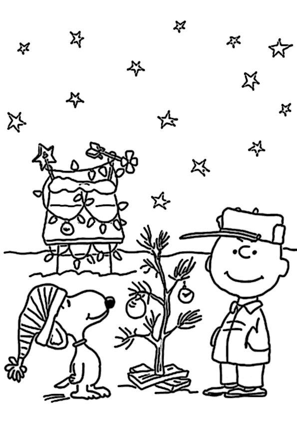 ausmalbilder beste weihnachten-24