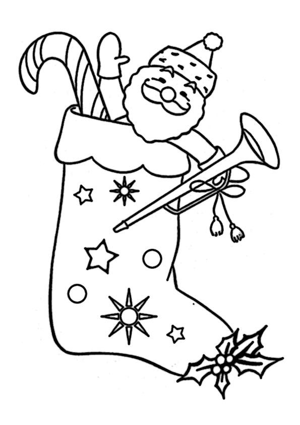 ausmalbilder beste weihnachten-25