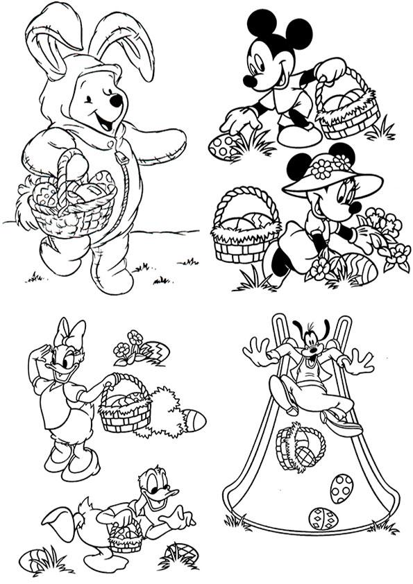 ausmalbilder beste ostern-6