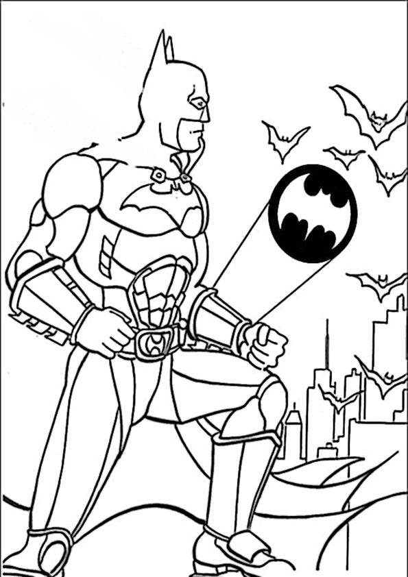 ausmalbilder  batman-1
