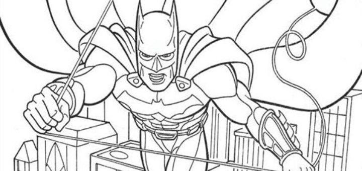 ausmalbilder beste batman-2