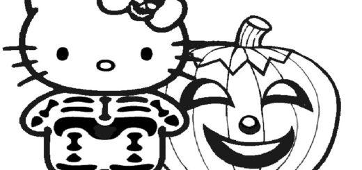 beste ausmalbilder halloween -32