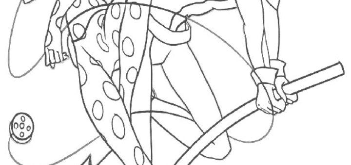ausmalbilder beste ladybug -1