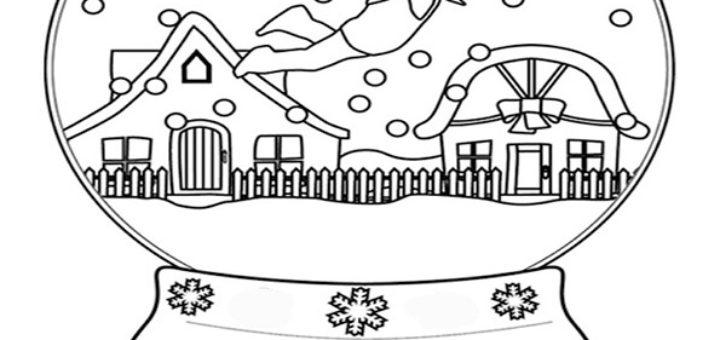 ausmalbilder beste weihnachten-31