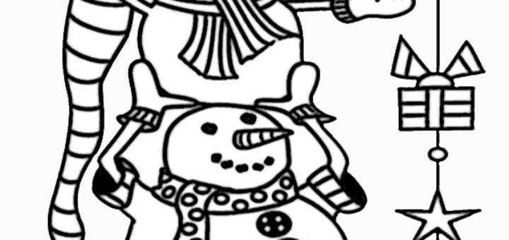 ausmalbilder beste weihnachten-29