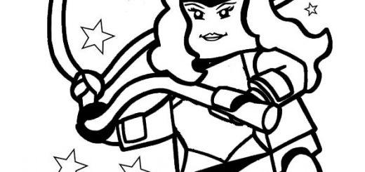 ausmalbilder beste lego helden -6