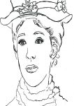 ausmalbilder beste mary poppins-3