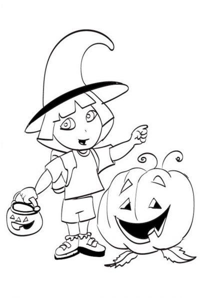 beste ausmalbilder  halloween -41