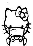 ausmalbilder beste hello kitty-9